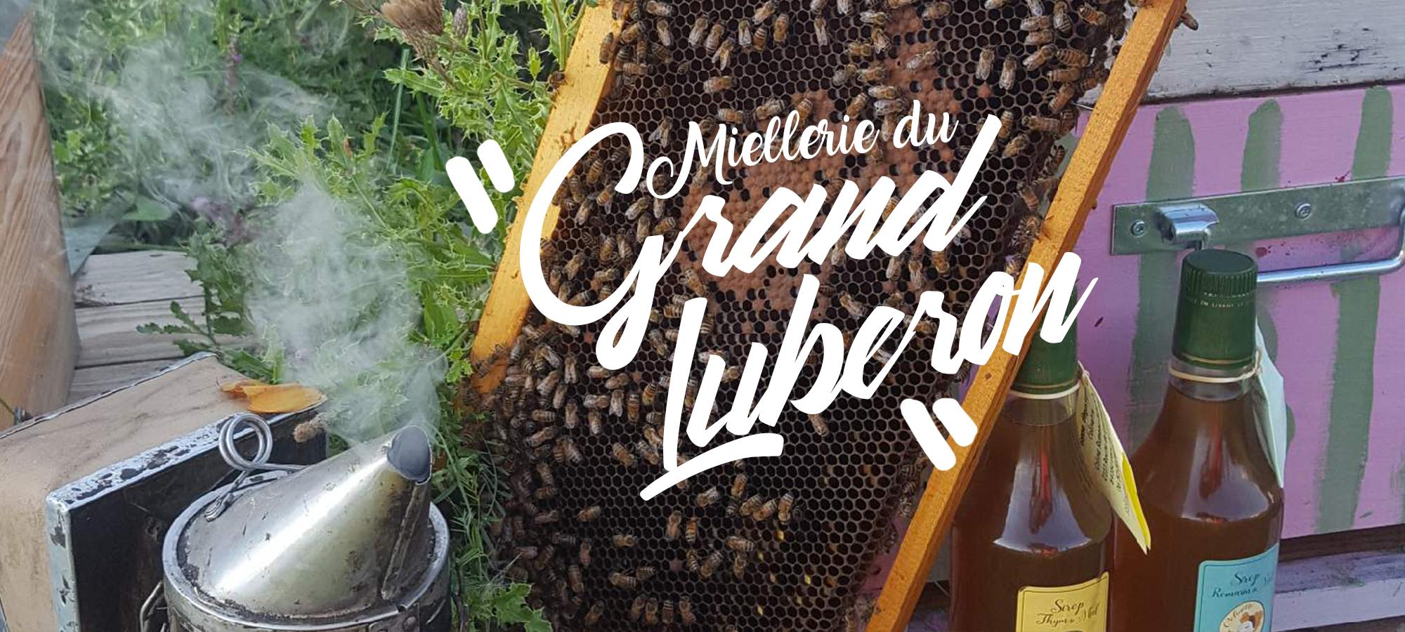 La miellerie du Grand Luberon